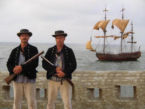 naval troops